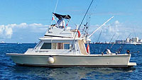 Mimas - 30' Criss Craft - Full Size Cozumel