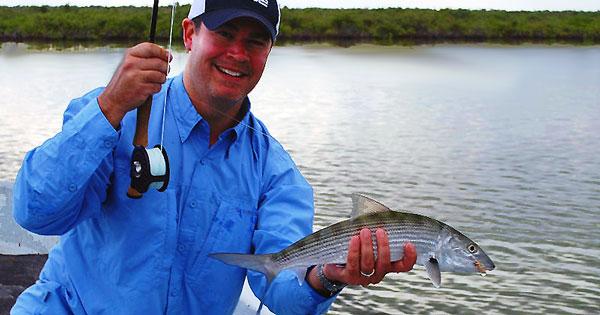 Cozumel fly fishing bonefishing and flats fishing guides for Fly fishing cozumel