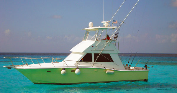 Cozumel fishing charters deep sea sportfishing in for Cozumel fishing charters