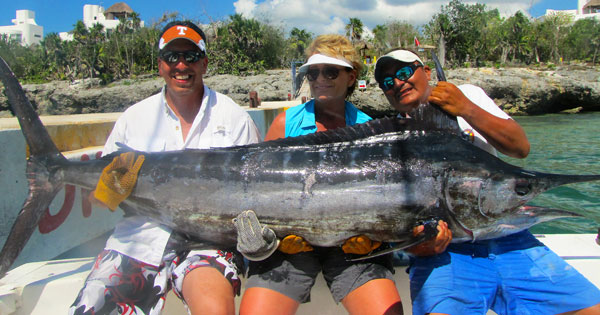 All inclusive fishing charters in cozumel mexico for Fly fishing cozumel